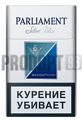 Обзор сигарет Parliament Silver Blue - YouTube